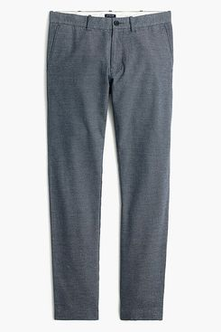 J. Crew Factory Slim-Fit Pant in Brushed Twill