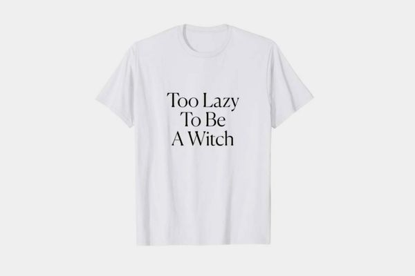 Lazy Witch Tee