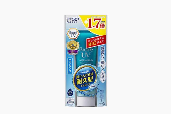 Biore Sarasara UV Aqua Rich Watery Essence Sunscreen SPF 50