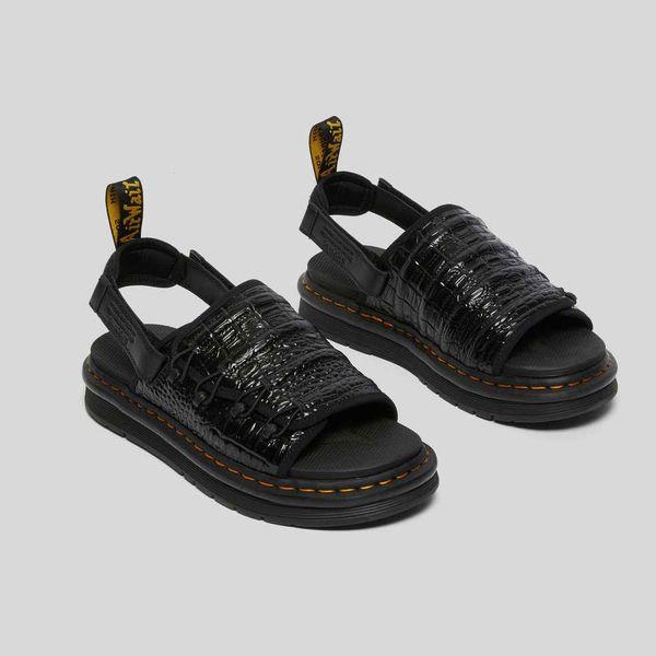 Dr. Martens Mura Suicoke Croco Leather Sandals