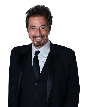 Director David Gordon Green and actor Al Pacino attend the