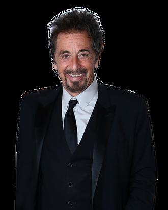 Director David Gordon Green and actor Al Pacino attend the