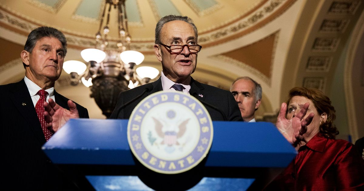 America Already Has a Centrist Party. It's Called the Democrats.