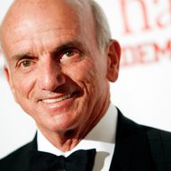 Dennis Tito, the first man to pay for space flight, arrives at the 6th Annual Living Legends of Aviation Awards ceremony at the Beverly Hilton Hotel on January 22, 2009 in Beverly Hills, California.