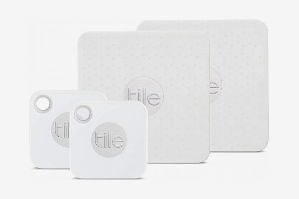 Tile Mate with Replaceable Battery and Tile Slim — 4-Pack