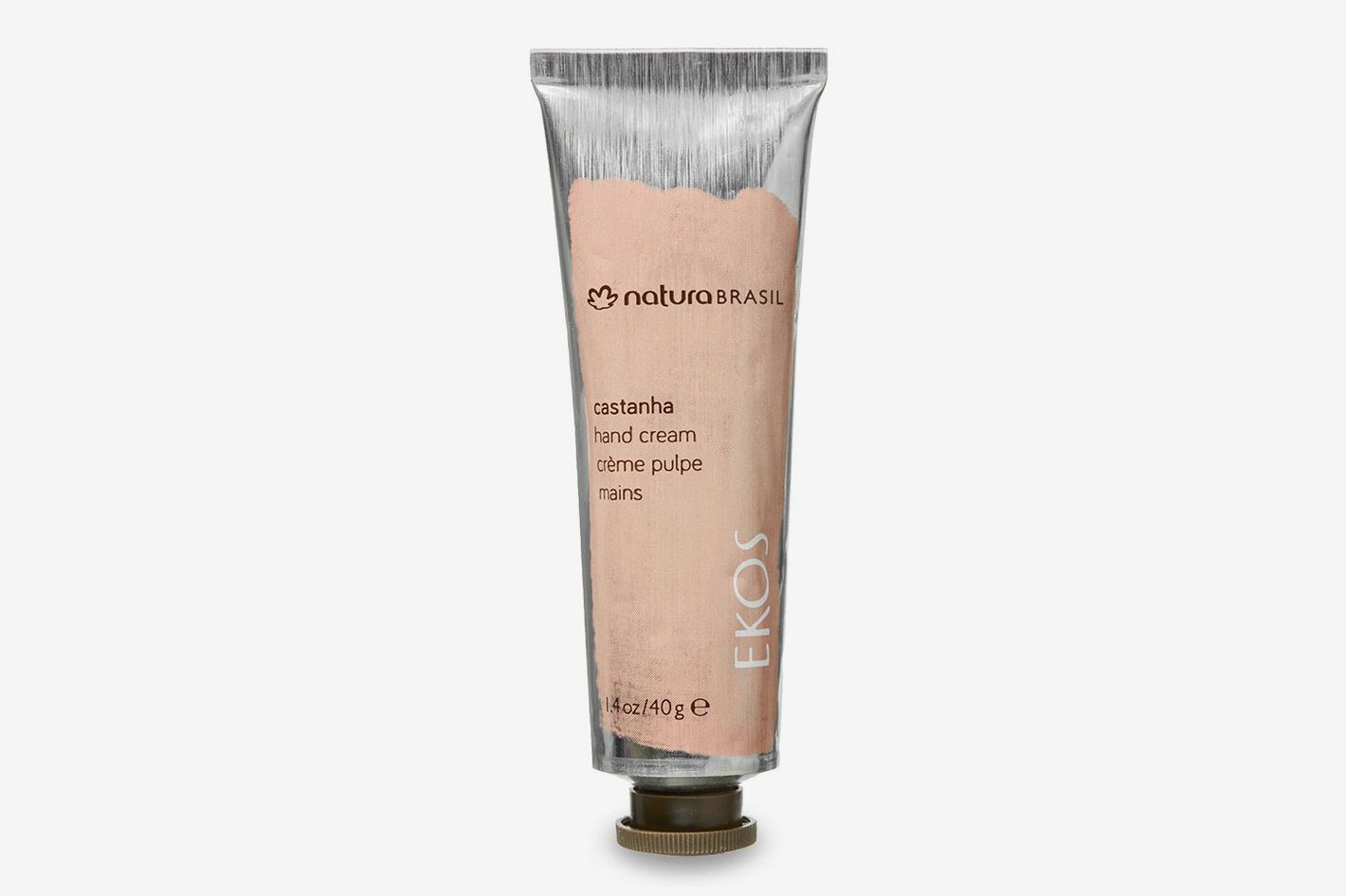 Naturabrasil Castanha Hand Cream