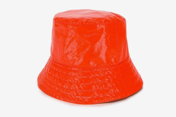 Manokhi Vinyl Bucket Hat
