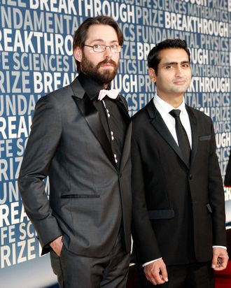 2016 Breakthrough Prize Ceremony - Arrivals
