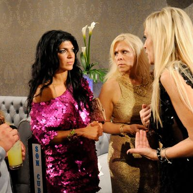 REAL HOUSEWIVES OF NEW JERSEY --