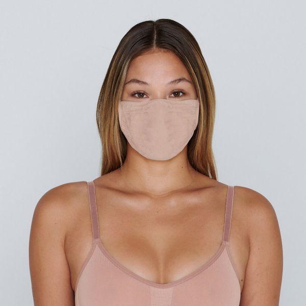 Skims Seamless Face Mask