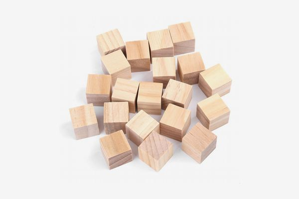 Akozon Wooden Blocks (Set of 20)