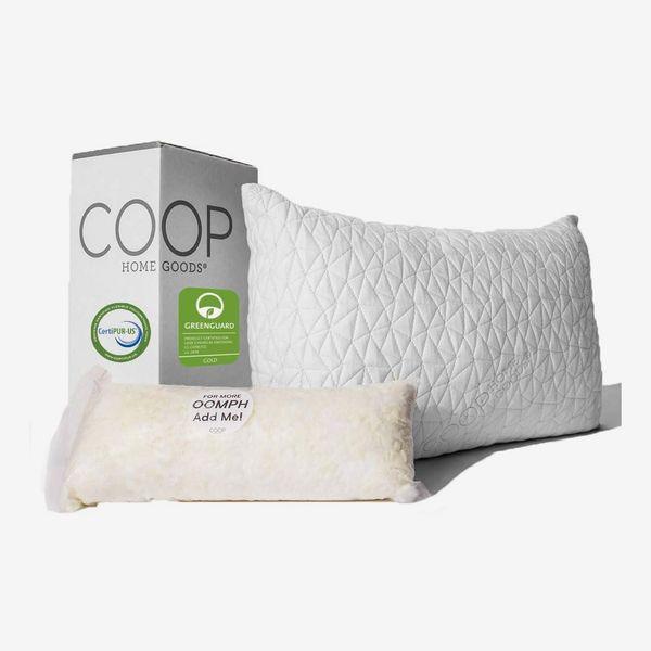 Coop Home Goods Premium Adjustable-Loft Pillow