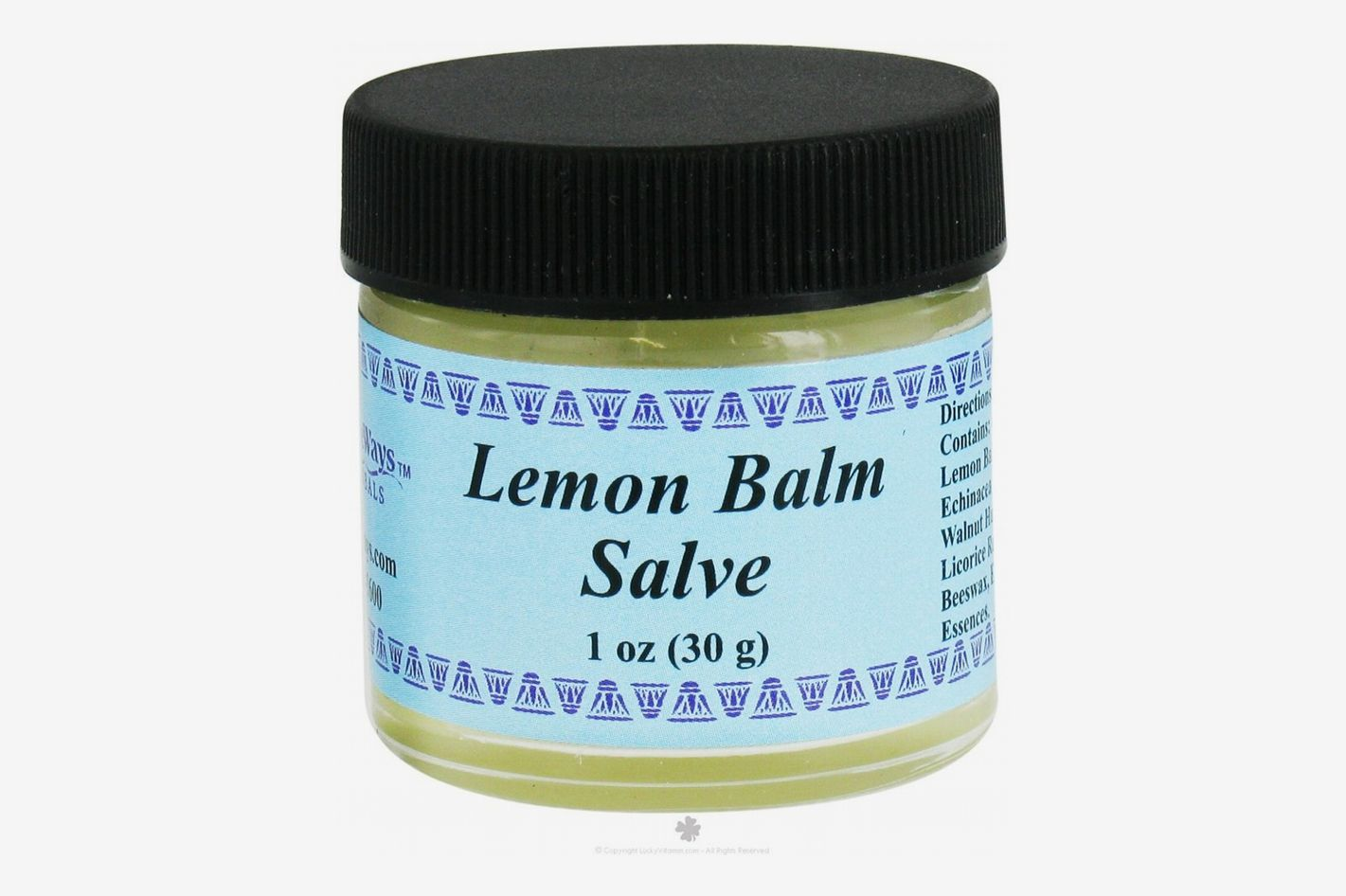 Wise Ways Herbals Lemon Balm Cream