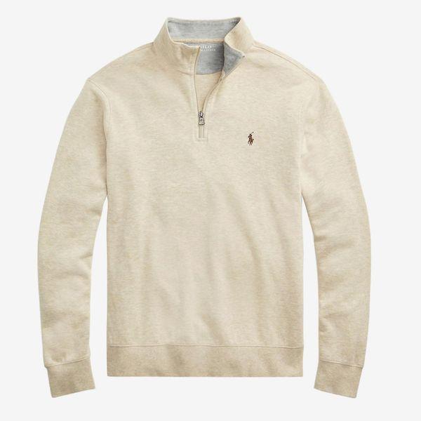 Polo Ralph Lauren Quarter-Zip Sweatshirt
