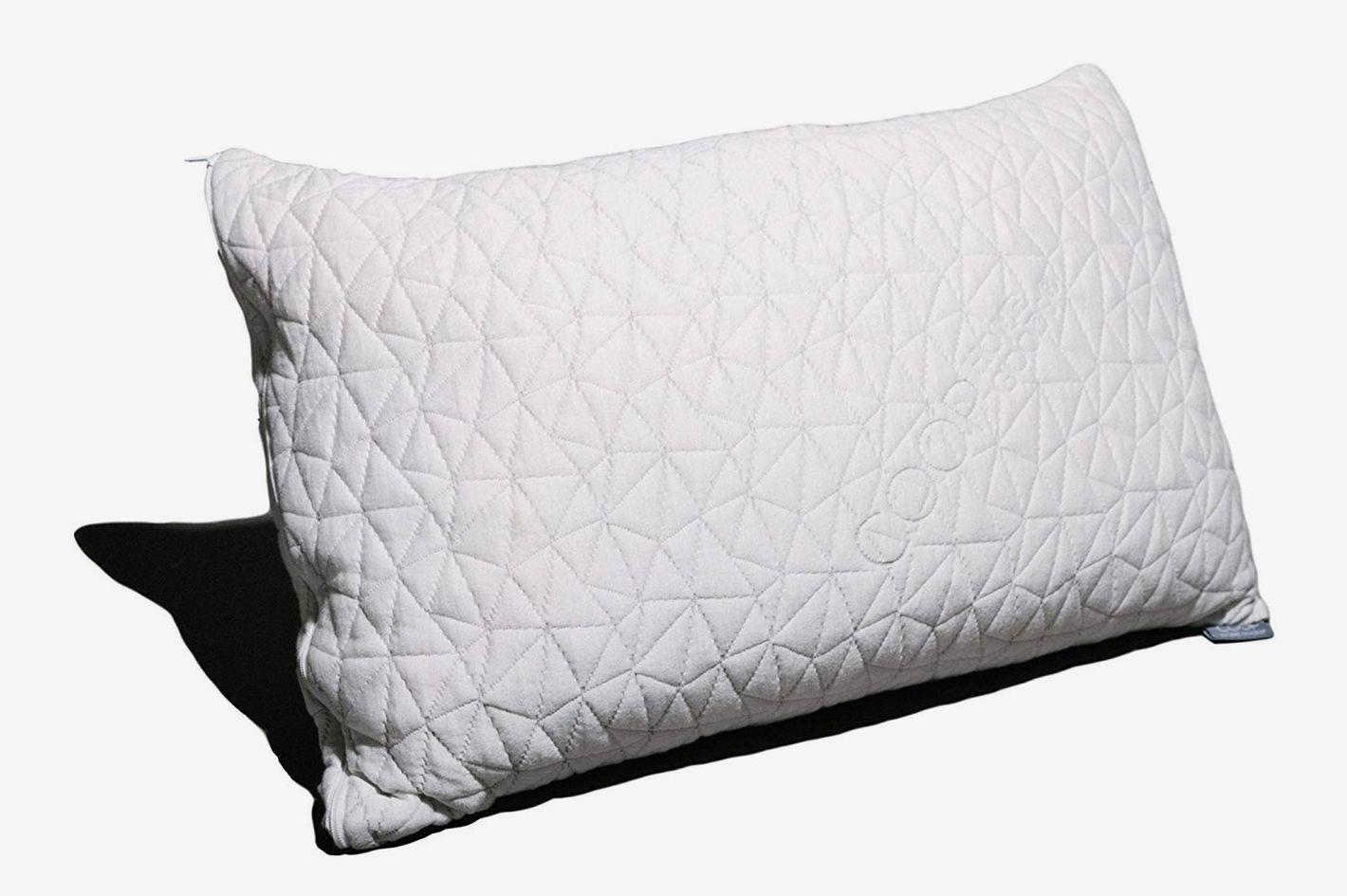11 Best Memory Foam Pillows On Amazon 2018