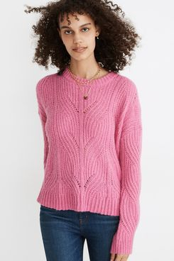 Madewell Charley Pullover Sweater