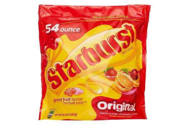 Starburst Original Big Bag