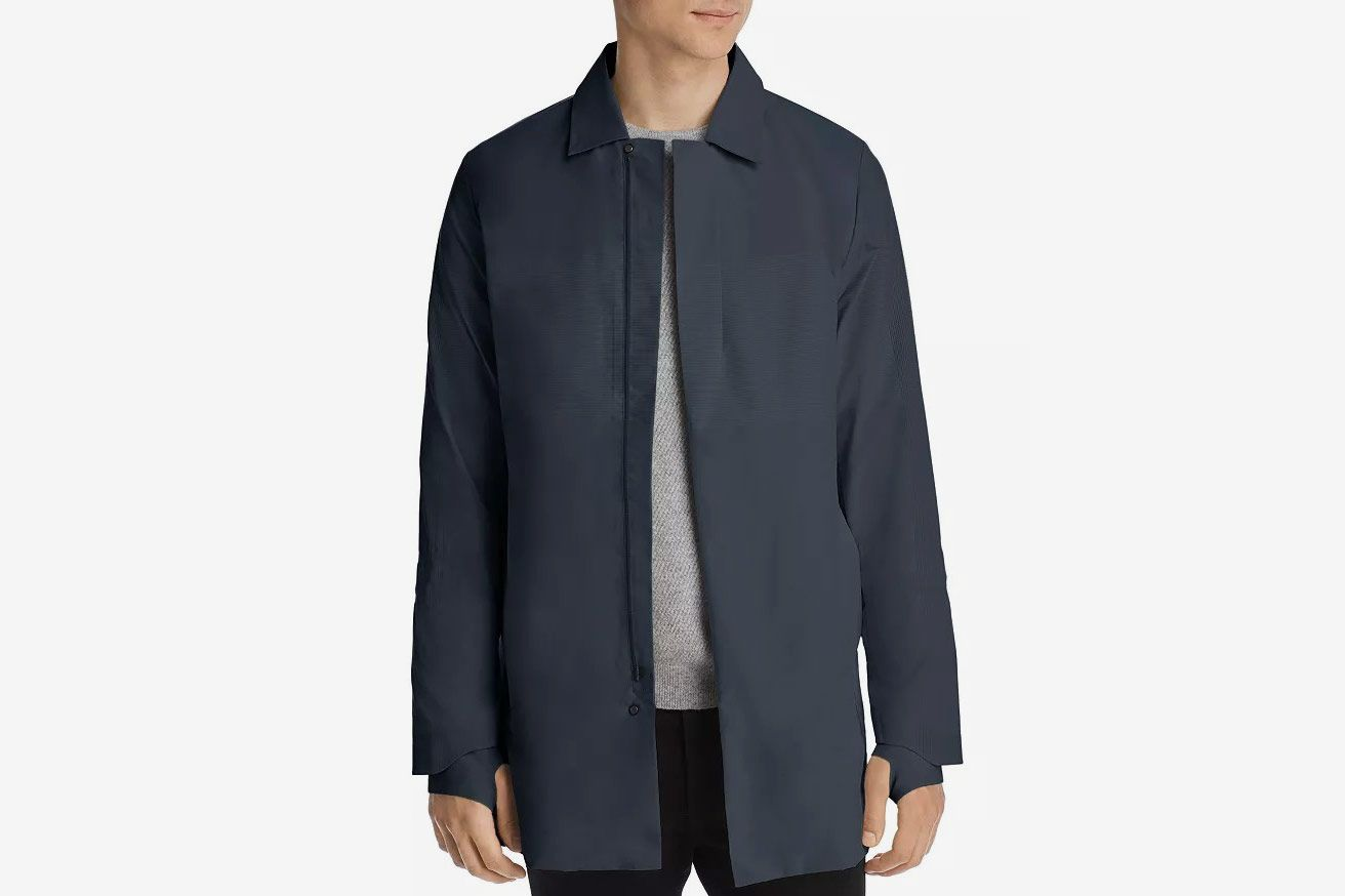 Descente Allterrain SCHEMATECH Stretch Trench Coat