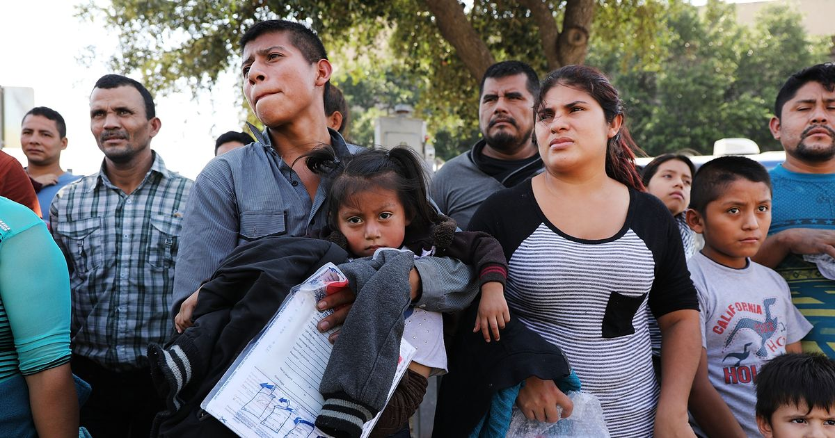 Trump Administration Claims Right to Detain Migrant Families Indefinitely