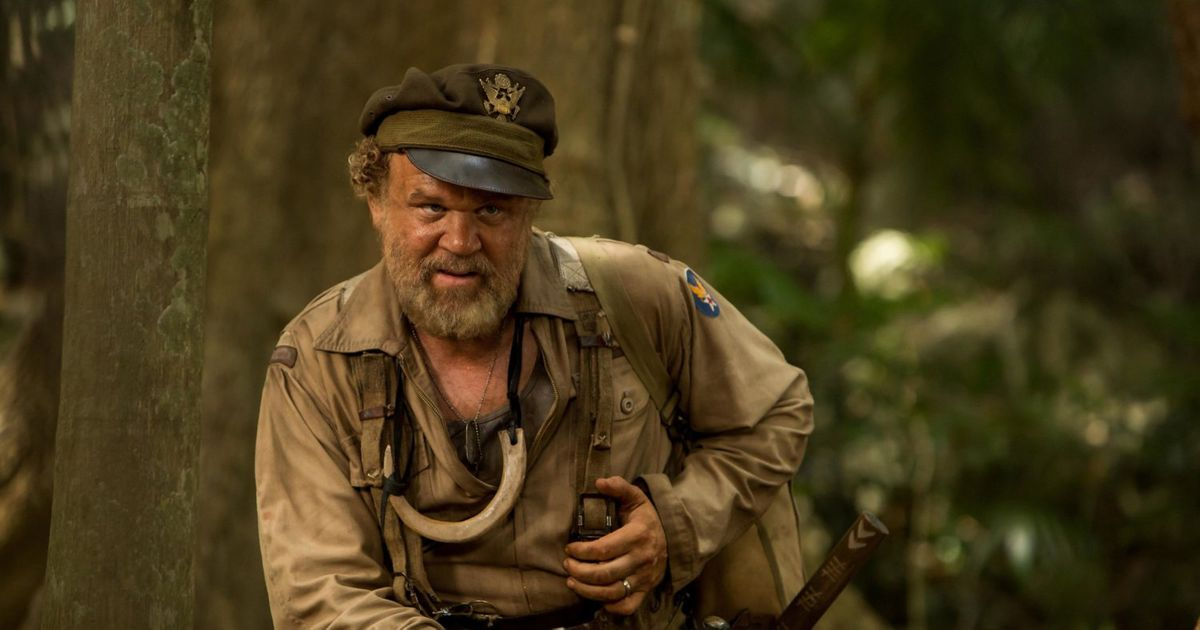Image result for kong skull island john c reilly