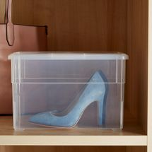 The Container Store Our Tall Shoe Box