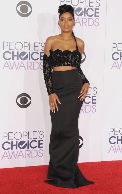 Keke Palmer - People's Choice Awards - The Cut