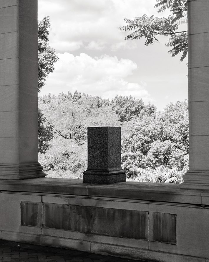 Documenting the Former Sites of Confederate Monuments