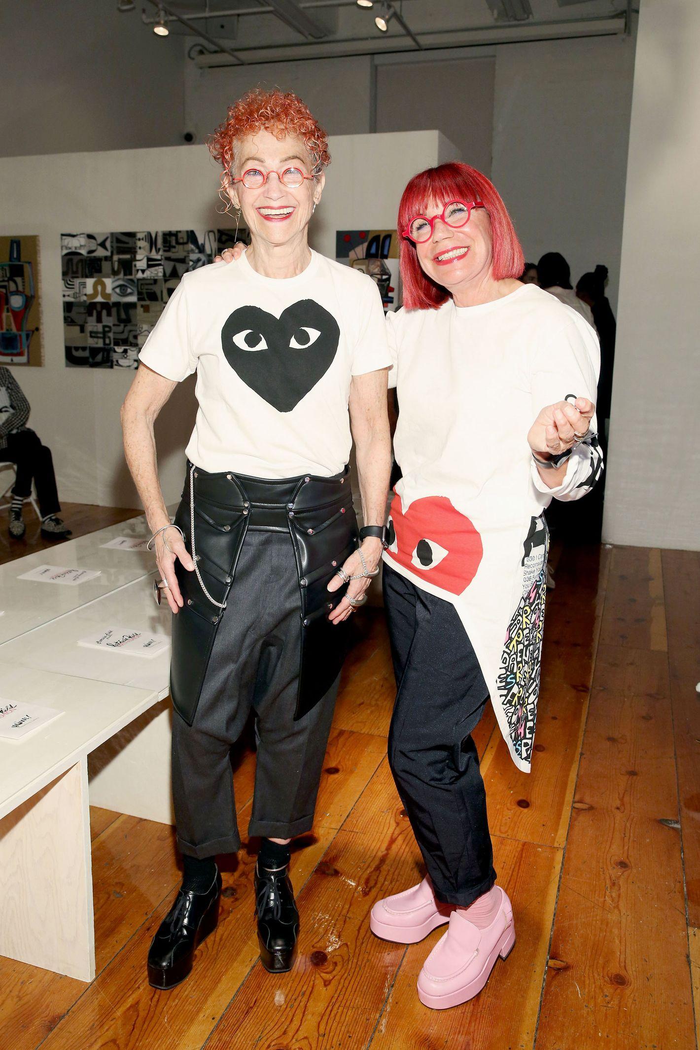 660a35e3 What It's Like to Wear Comme des Garçons' Craziest Pieces