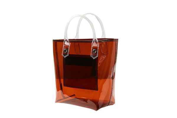 Clear Mini Tote Bag