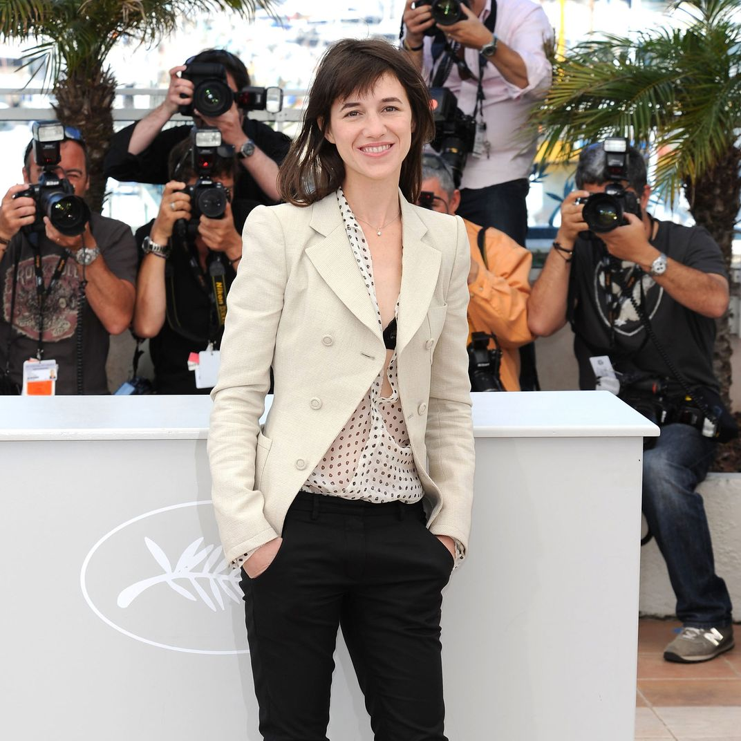 The Charlotte Gainsbourg Look Book