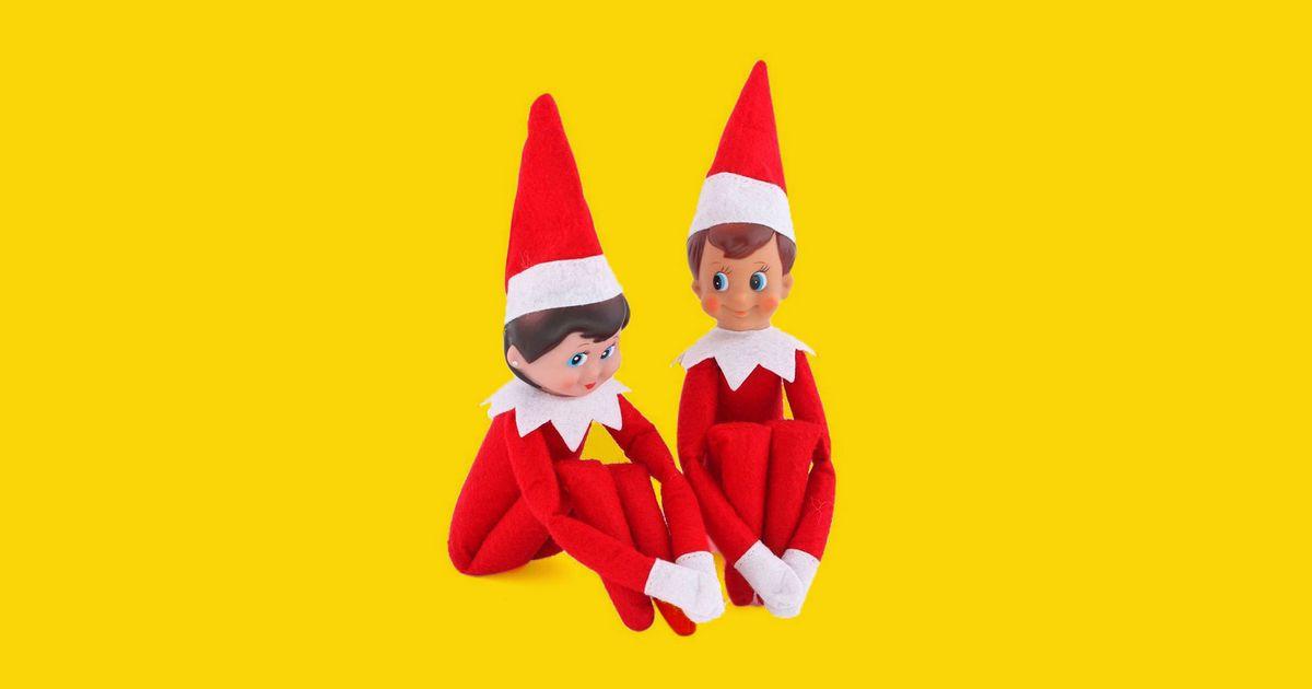 Rhyming Elf On The Shelf Memes Explained