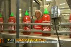 Watch CBS News Tour the Inside of the Sriracha Factory