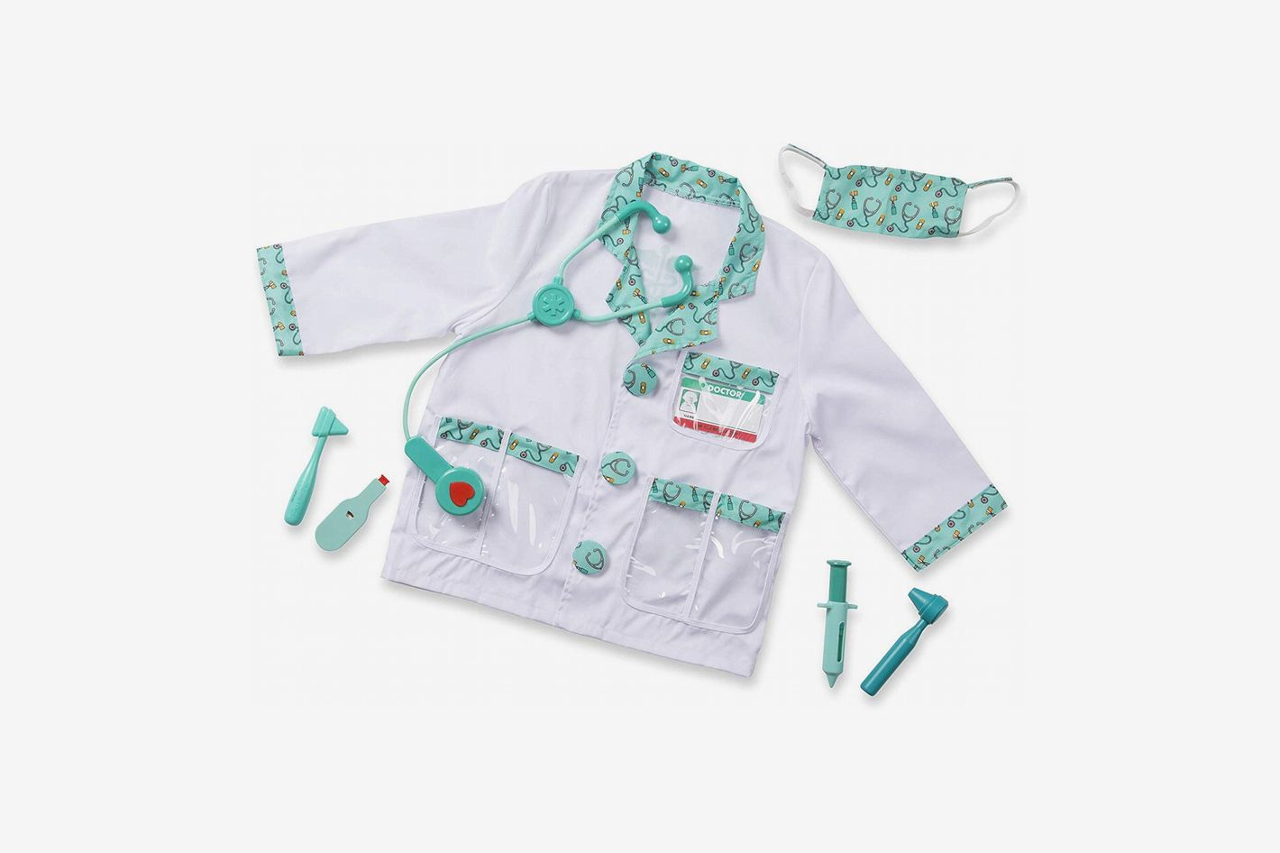 Melissa & Doug Doctor Role-Play Costume Set