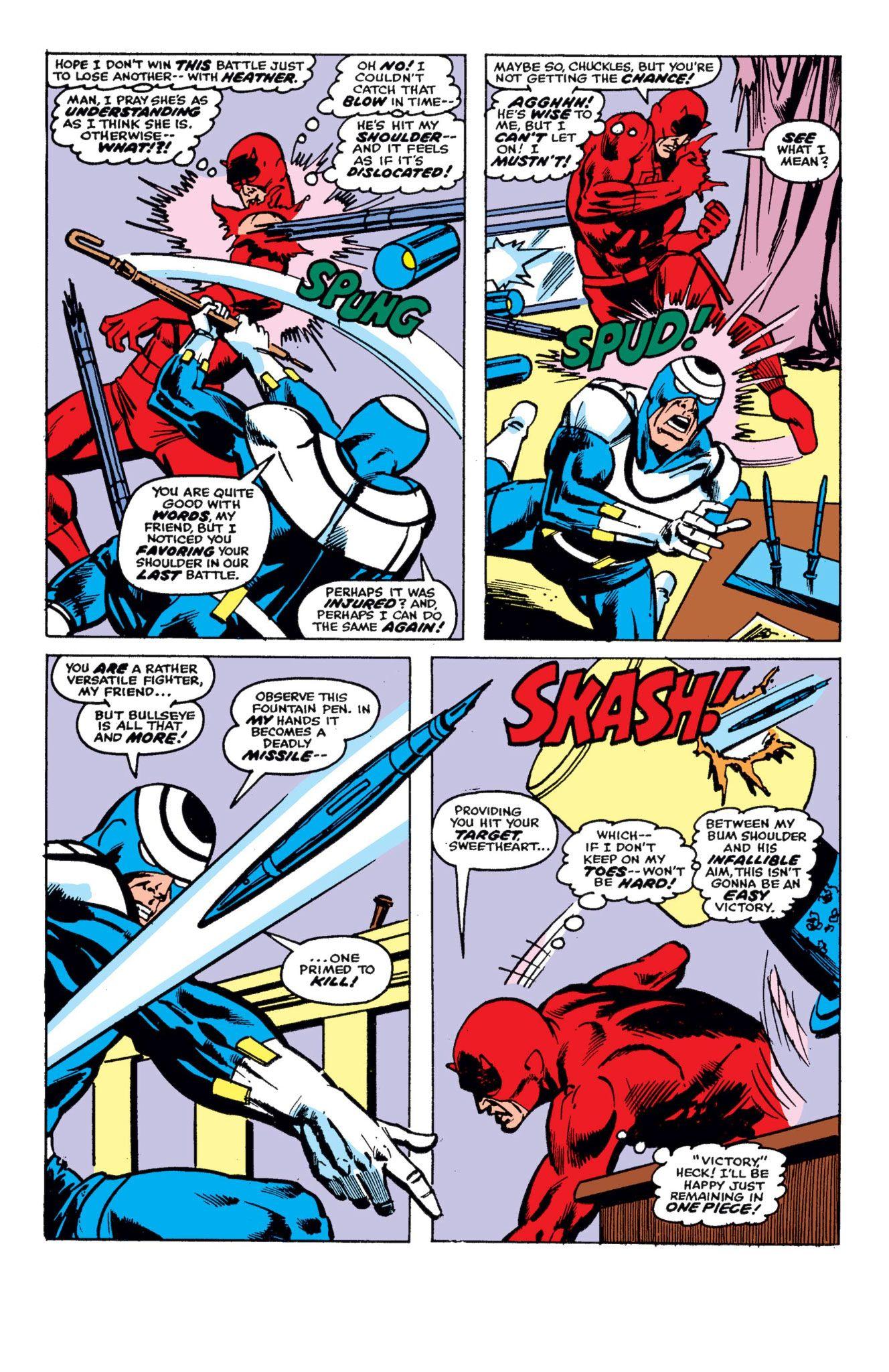Daredevil's Bullseye: Comics Origins and Netflix Evolution