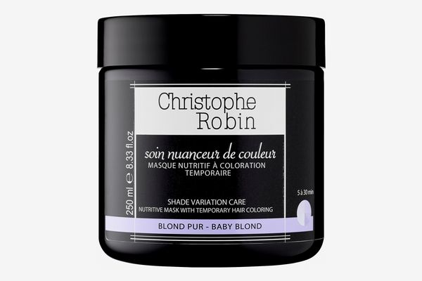 Christophe Robin Shade Variation Care Nutritive Mask