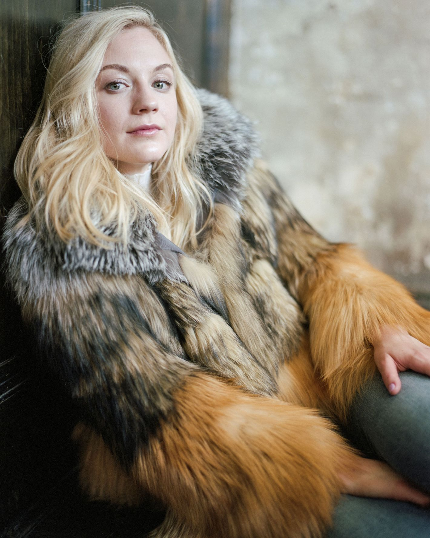 Photo Gallery: Emily Kinney On Conviction And Life After The Walking Dead