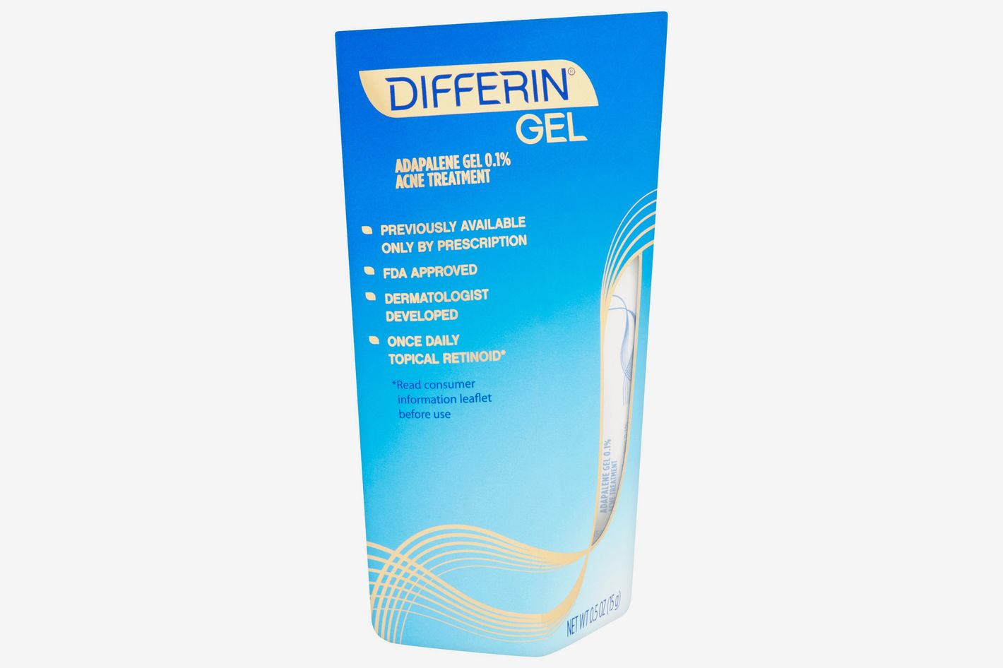 Differin Gel Acne Treatment