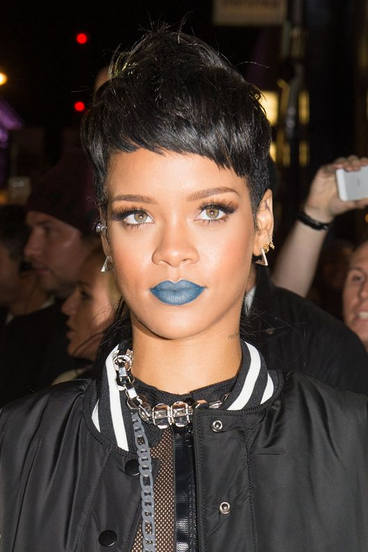 LONDON, UNITED KINGDOM - SEPTEMBER 10:  Rihanna attends a photocall to launch Rihanna for River Island SS14 collection on September 10, 2013 in London, England. (Photo by Samir Hussein/Getty Images)