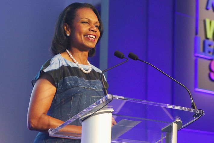 leadership style of condoleezza rice Condoleezza rice kathryn d nelson leadership processes professor harrison april 22, 2013  these styles would serve her well in both her national security advisor role and that of.
