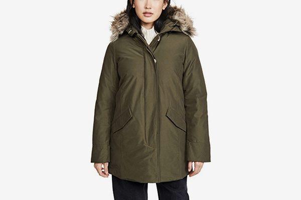 Woolrich W's Arctic Faux-Fur Parka