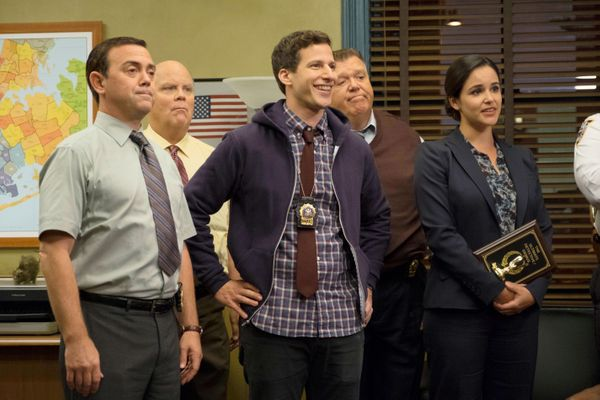 Brooklyn Nine-Nine - TV Episode Recaps & News