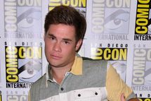 SAN DIEGO, CA - JULY 18:  Actor Adam DeVine attends Comedy Central's 'Workaholics' press line at the Hilton San Diego Bayfront Hotel on July 18, 2013 in San Diego, California.  (Photo by Jerod Harris/Getty Images)