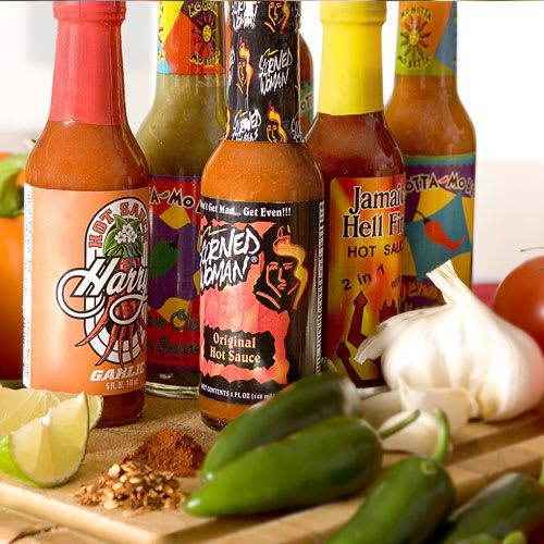 Hot Sauce of the Month Club Three Month Subscription
