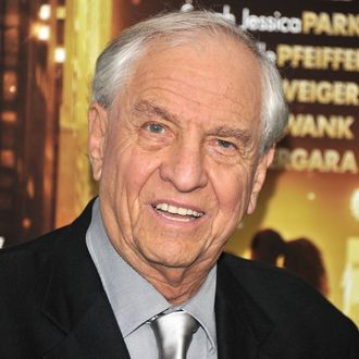 NEW YORK, NY - DECEMBER 07: Garry Marshall attends the