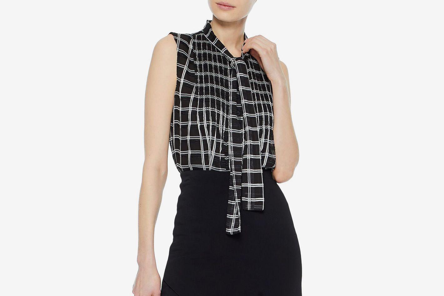 Diane von Furstenberg Aiden blouse