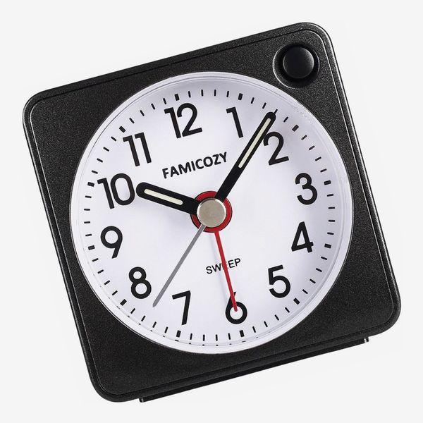 Famicozy Mini Alarm Clock
