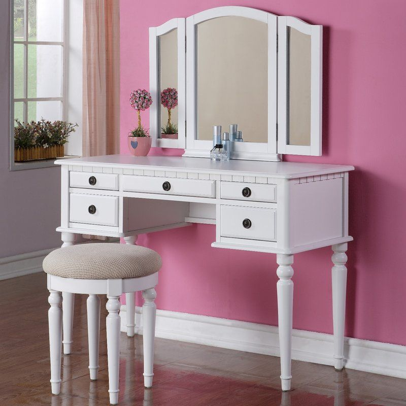 uk availability d4866 e986d 15 Best Makeup Vanity Tables 2019 | The Strategist | New ...