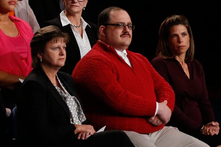 Ken Bone's Red Sweater Has Sold Out