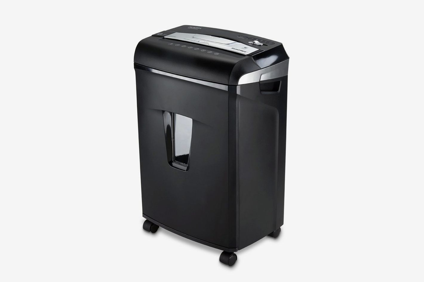 Aurora High Security Jamfree Au850ma 8 Sheet Micro Cut Paper Credit Card Shredder