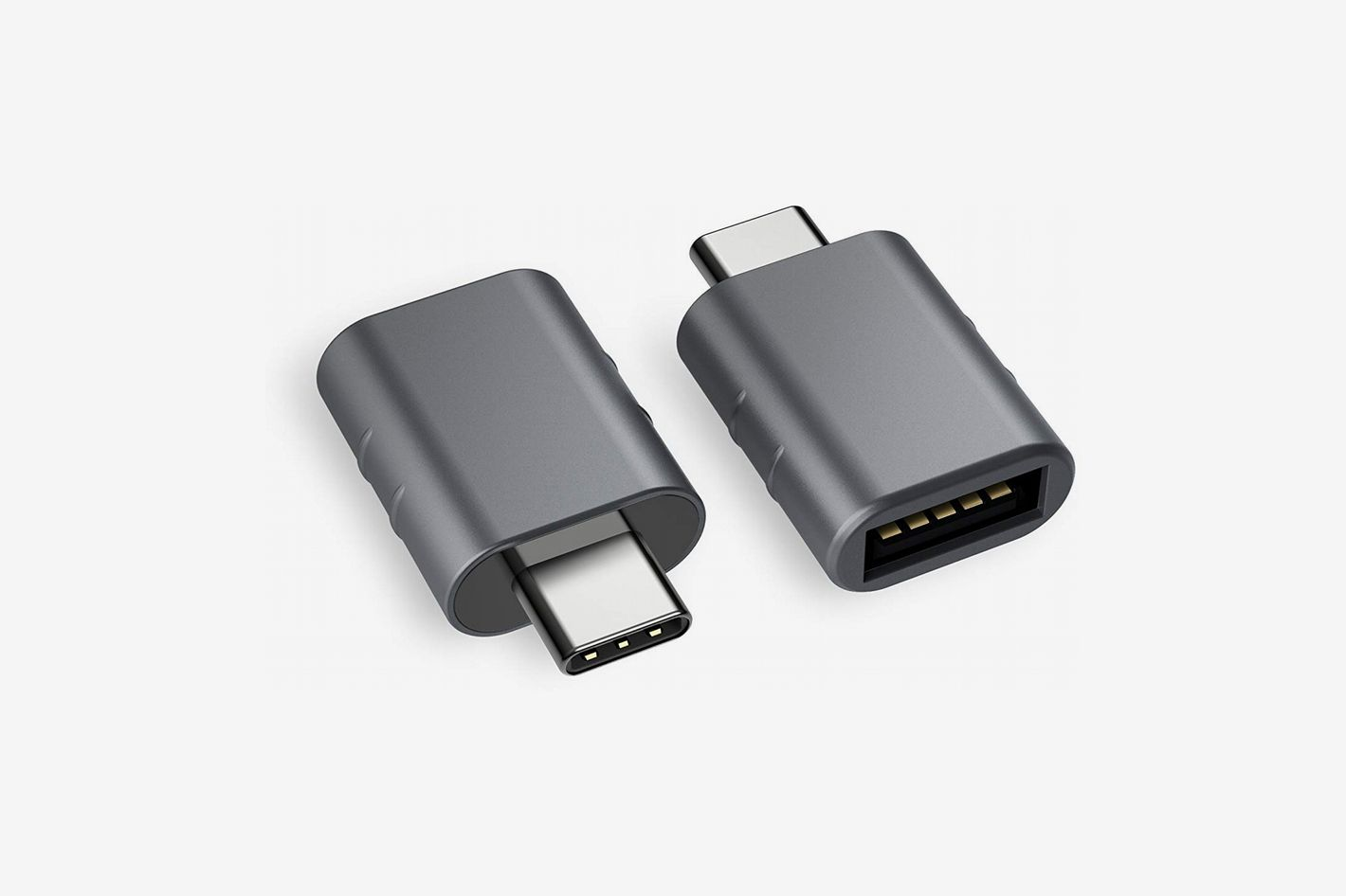 Syntech USB-C to USB Adapter - 2 Pack